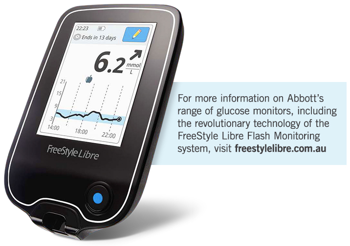 Freestyle-Libre-Flash-Glucose-Monitor